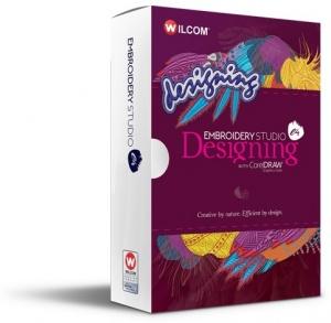 Programa de Diseño Bordado - WILCOM DESIGNING E4