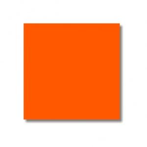Vinilo de Corte Adhesivo Flúo Naranja Fuerte