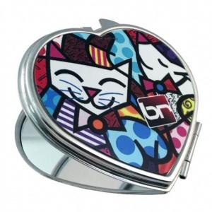 ♥ Espejo Metálico Sublimable Corazón