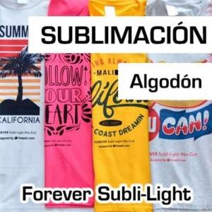 Papel Transfer Subli-Light (A4)