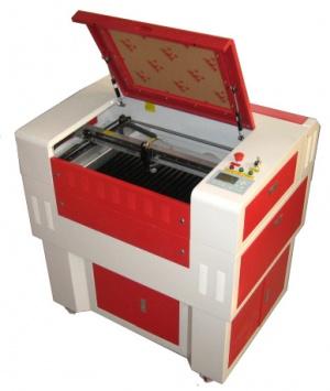 Máquina de Corte y Grabado Láser BR6040 (60 W)