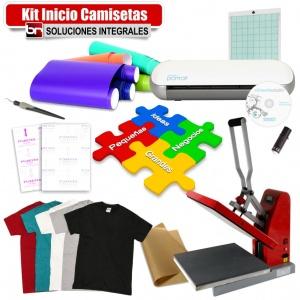 Kit de Inicio Vinilo & Transfer
