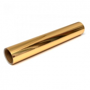 Vinilo Ad. Cromado Dorado Metalizado