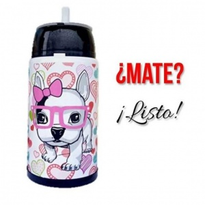 Termo Mate Autocebante Sublimable