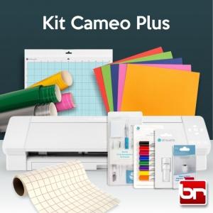 Plotter De Corte Silhouette Cameo 3 Kit Completo !