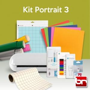 Plotter De Corte Silhouette Portrait Kit Completo!